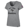 New York Guardians '47 Ladies Scoop T-Shirt
