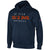 Seattle Dragons Sideline Pullover Hood