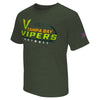 Tampa Bay Vipers Prime Time Team Color T-Shirt