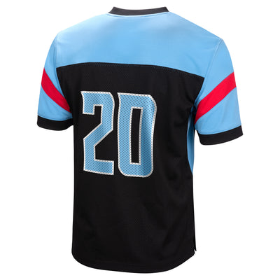 Dallas Renegades Screen Printed #20 Replica Jersey
