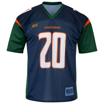 Seattle Dragons Youth Sub Replica #20 Jersey
