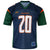 Seattle Dragons Sub Replica #20 Jersey