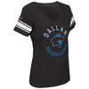 Dallas Renegades Ladies First Pick V-Neck T-Shirt