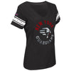 New York Guardians Ladies First Pick V-Neck T-Shirt