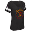 Los Angeles Wildcats Ladies First Pick V-Neck T-Shirt