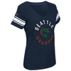 Seattle Dragons Ladies First Pick V-Neck T-Shirt
