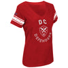 DC Defenders Ladies First Pick V-Neck T-Shirt