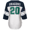 Seattle Dragons Ladies Mesh Jersey