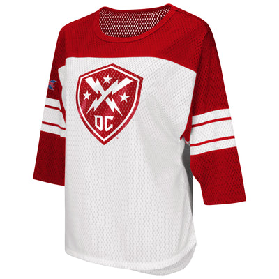 DC Defenders Ladies Mesh Jersey