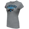 Dallas Renegades Ladies Endzone T-Shirt