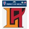 Los Angeles Wildcats 8x8 Perfect Cut Decals