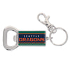 Seattle Dragons Bottle Opener Key Chain