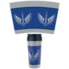 St. Louis BattleHawks 16oz. Travel Mug