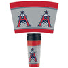 Houston Roughnecks 16oz. Travel Mug