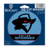 Dallas Renegades 5x5 Die Cut Magnet