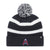 Houston Roughnecks '47 Brand Breakaway Cuff Pom Knit