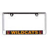 Los Angeles Wildcats Laser Cut Acrylic License Plate Frame