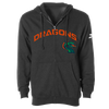 Seattle Dragons Full Zip Sweatshirt
