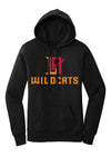 Los Angeles Wildcats Ladies Pullover Hood