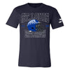 St. Louis BattleHawks Helmet T-Shirt