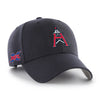 Houston Roughnecks '47 MVP Navy Hat
