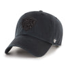 DC Defenders '47 Clean Up Black Tonal Hat