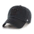 Los Angeles Wildcats '47 Clean Up Black Tonal Hat