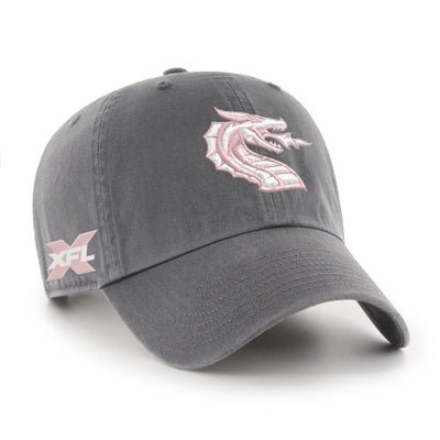 Seattle Dragons '47 Clean Up Pink Hat