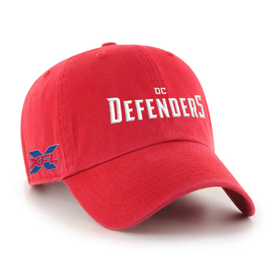 DC Defenders '47 Clean Up Script Hat