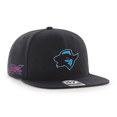 Dallas Renegades '47 Captain Snapback Hat