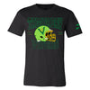 Tampa Bay Vipers Helmet T-Shirt