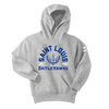 St. Louis BattleHawks Youth Est. 2020 Arch Pullover Hood
