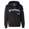 St. Louis BattleHawks Full Zip Sweatshirt