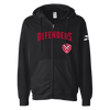 DC Defenders Full Zip Sweatshirt