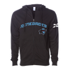Dallas Renegades Full Zip Sweatshirt