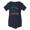 Seattle Dragons Baby Onesie