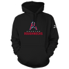Houston Roughnecks Logo Pullover Hood