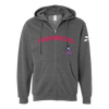 Houston Roughnecks Full Zip Sweatshirt