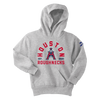 Houston Roughnecks Youth Est. 2020 Arch Pullover Hood