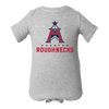 Houston Roughnecks Baby Onesie
