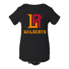 Los Angeles Wildcats Baby Onesie