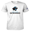 Dallas Renegades Official Team Logo White T-Shirt