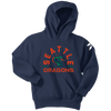 Seattle Dragons Youth Est. 2020 Arch Pullover Hood