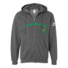 Tampa Bay Vipers Full Zip Sweatshirt