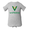 Tampa Bay Vipers Baby Onesie