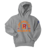 Los Angeles Wildcats Youth Est. 2020 Arch Pullover Hood