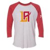 Los Angeles Wildcats Logo 3/4 Sleeve Raglan
