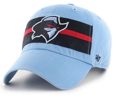 Dallas Renegades '47 Team Stripe Clean Up Hat