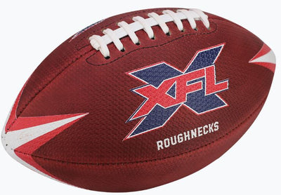 Houston Roughnecks Authentic Game Football