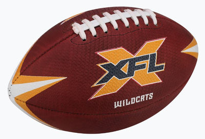 Los Angeles Wildcats Authentic Game Football